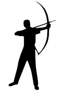 best images on. Archer clipart olympic archery