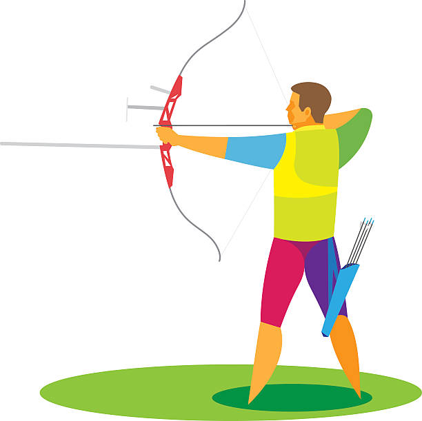 Images of free download. Archer clipart olympic archery