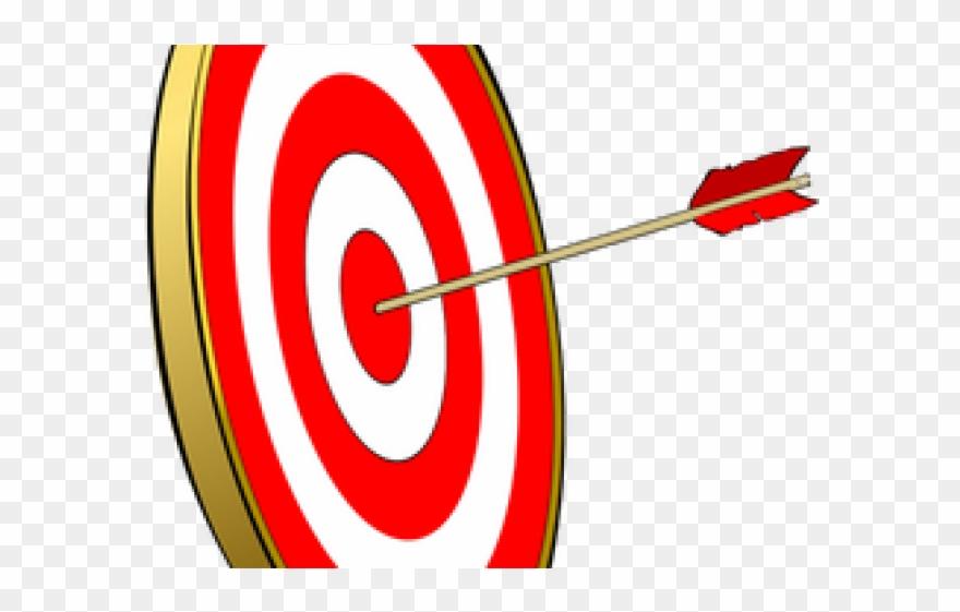 Bullseye clipart cartoon. Picture library archer archery