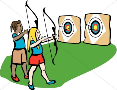 Sw ga youth compete. Archery clipart archery competition