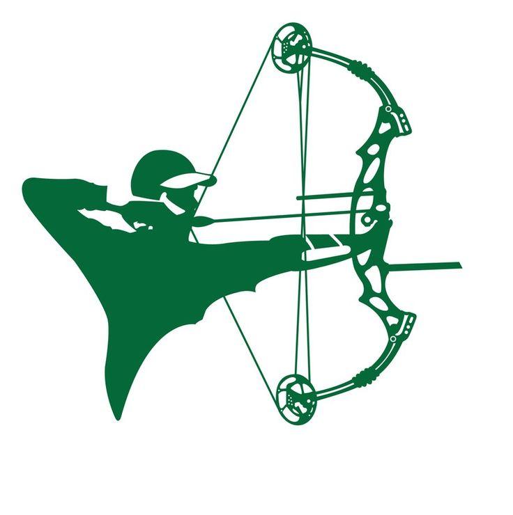best gandiva images. Archery clipart archery range