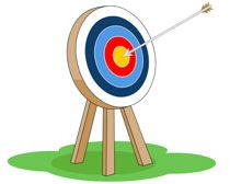 Kid pinterest and click. Archery clipart youth archery