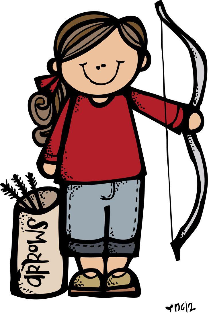 Archery clipart youth archery.  best lukost elba