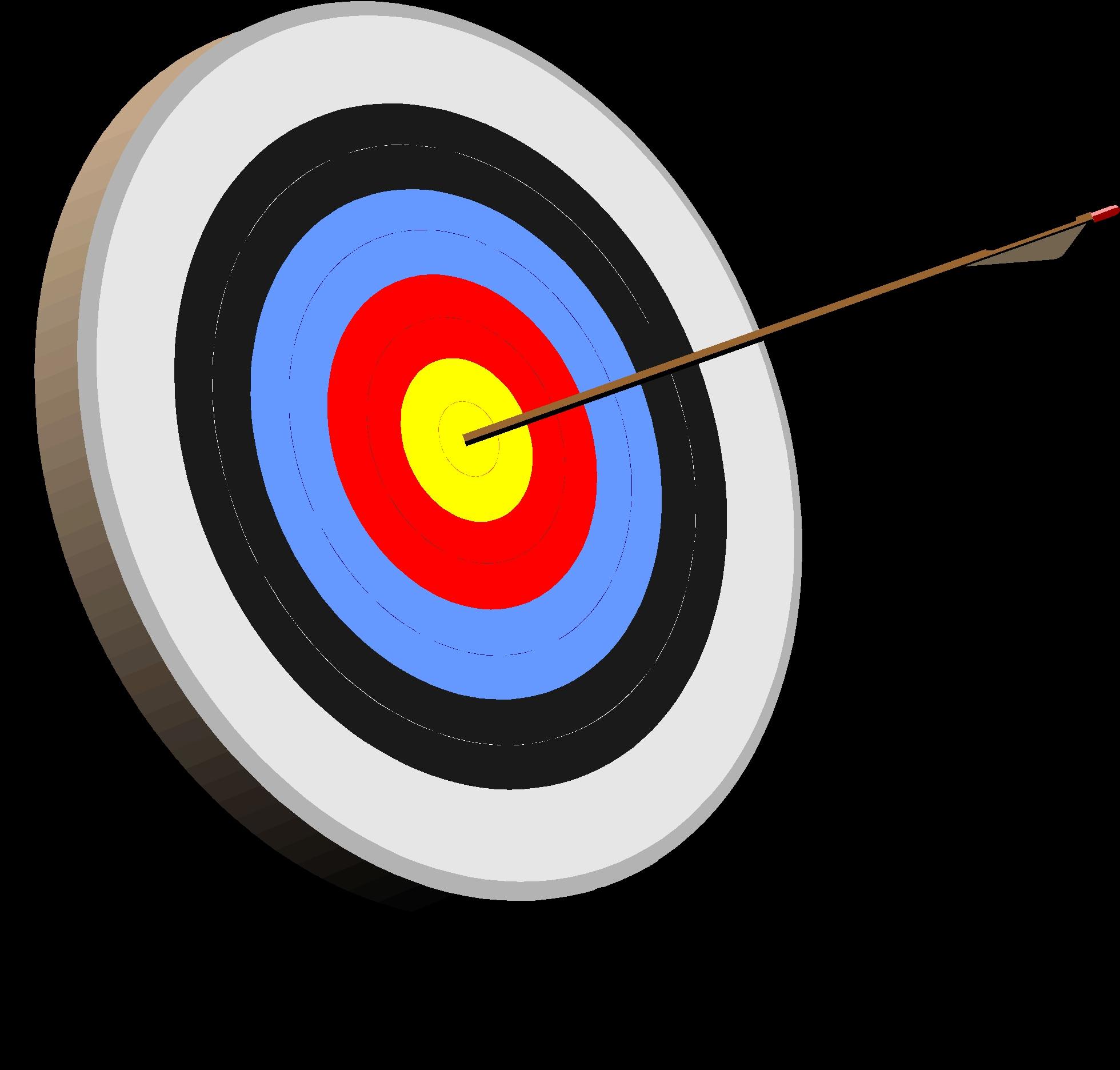 Free cliparts download clip. Archery clipart archery bullseye