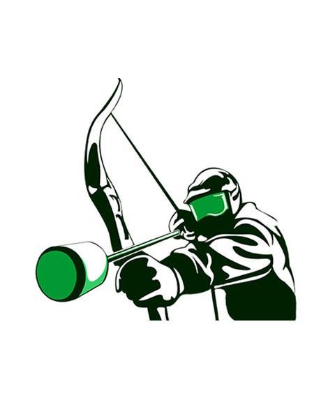 Arco ricurvo shop e. Archery clipart archery tag