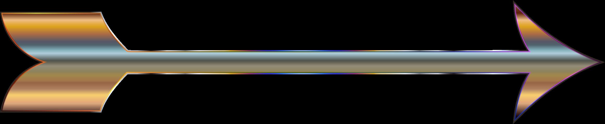Chromatic arrow no big. Archery clipart background