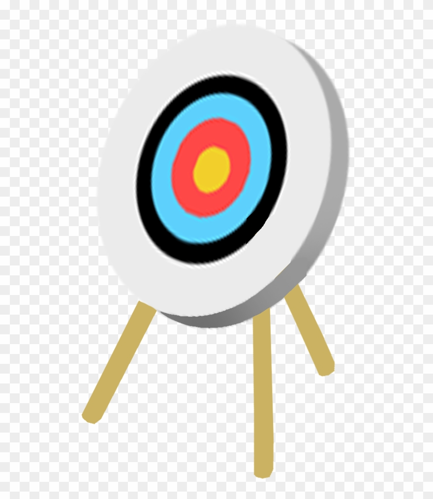 Archery clipart bow target arrow. And png