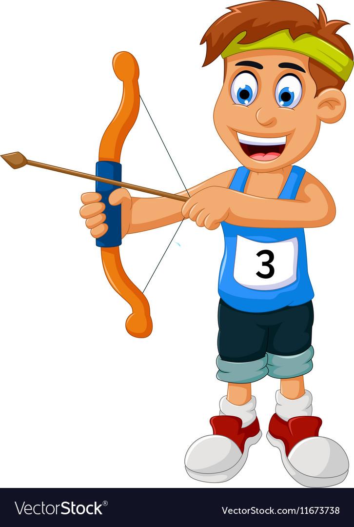 Free on dumielauxepices net. Archery clipart boy