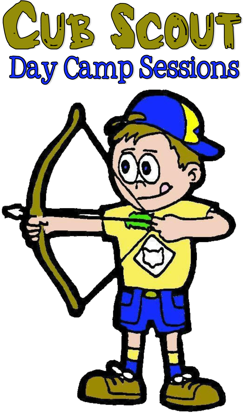 Paw clipart cub scout. Cs archery with session