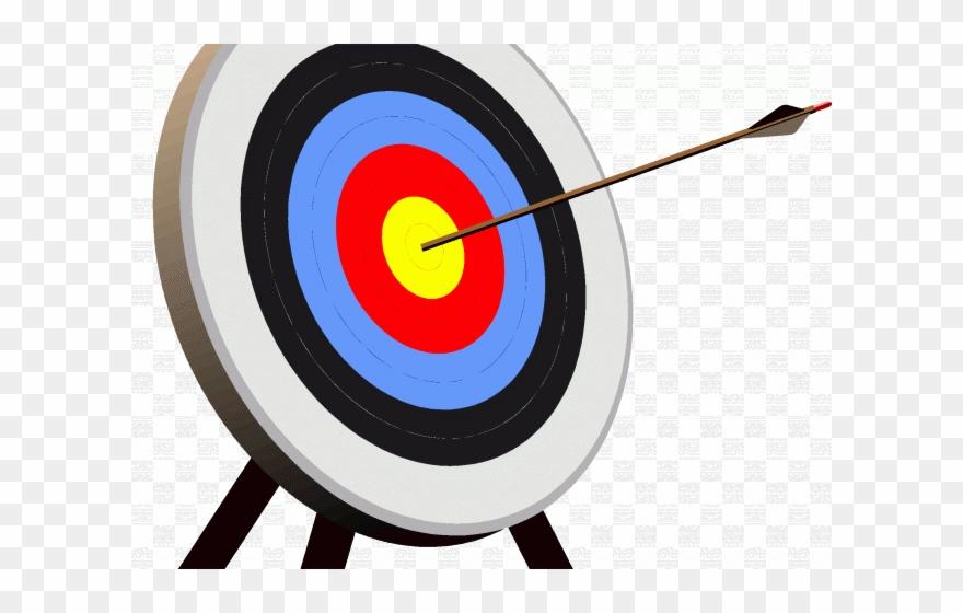 Archery clipart clip art. Bulls eye target png