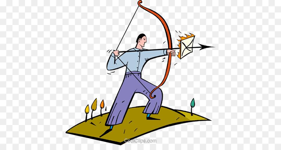 Archery clipart clip art. Target line