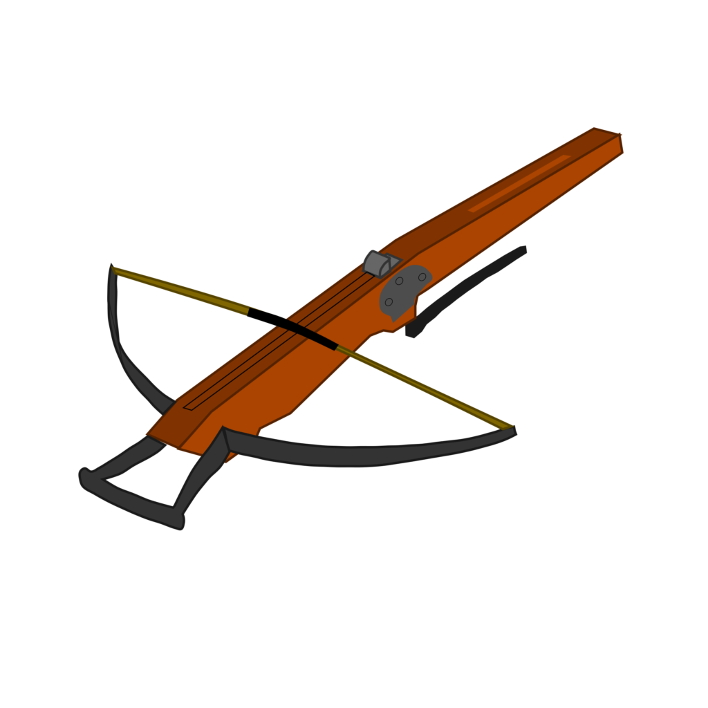 Archery clipart cross bow. Crossbow free on dumielauxepices