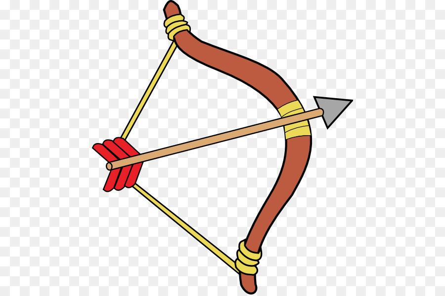 Bow and arrow clip. Archery clipart definition