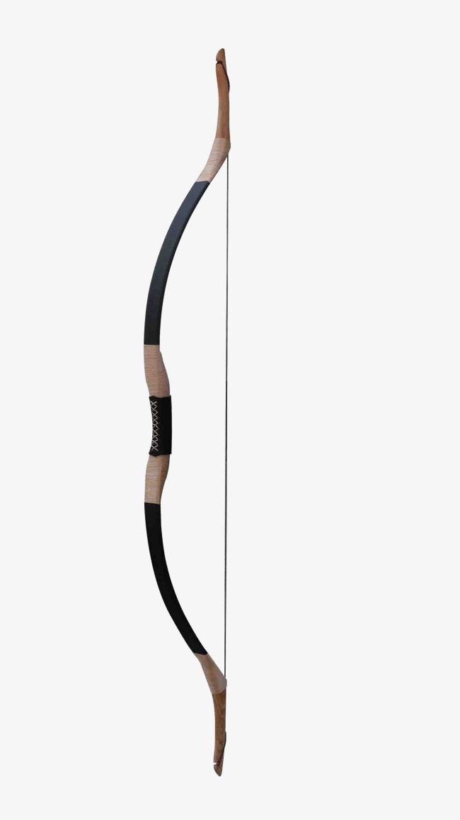 Archery clipart hunting. Ancient elegant bow and