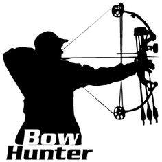 Hunting clipart archery hunting. Related image deer silhouettes