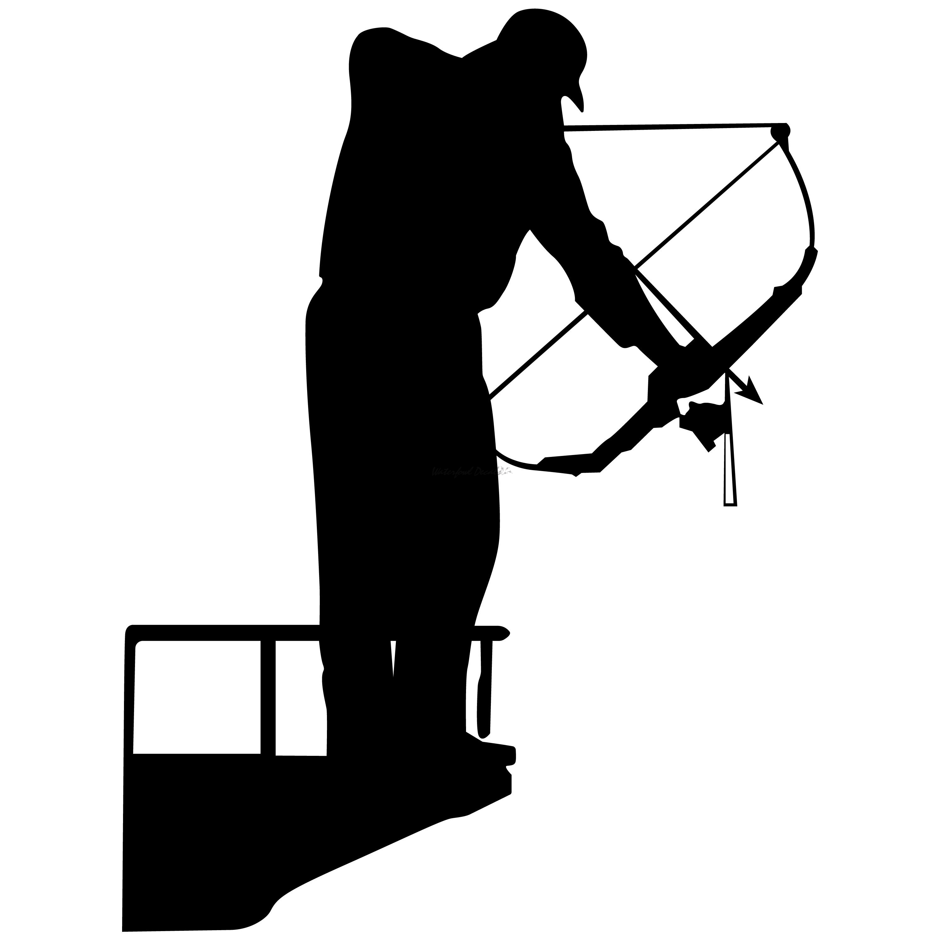 Bow free download best. Archery clipart hunting