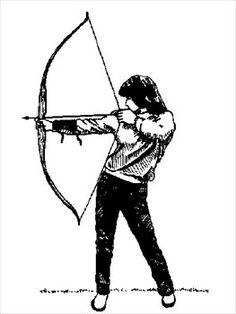 Clip art summer olympics. Archery clipart olympic archery