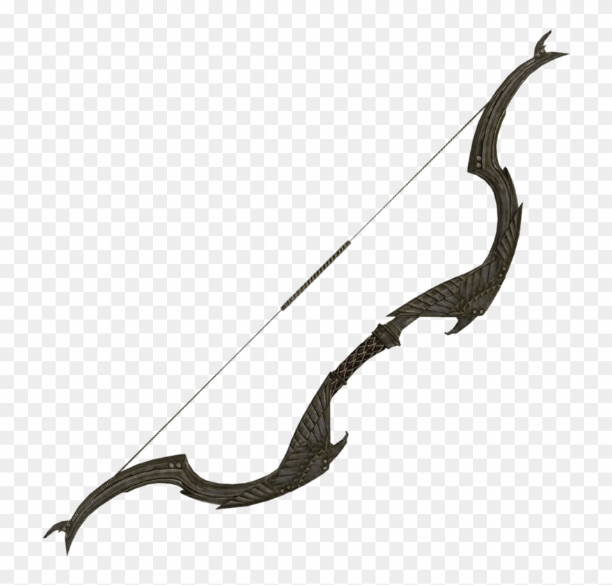 Weapons png pinclipart . Archery clipart recurve bow