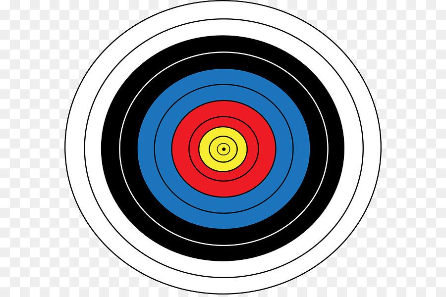 Archery clipart shooting range. Graphic design target circle