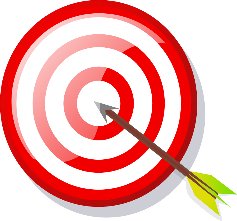 Shooting sports . Archery clipart sport