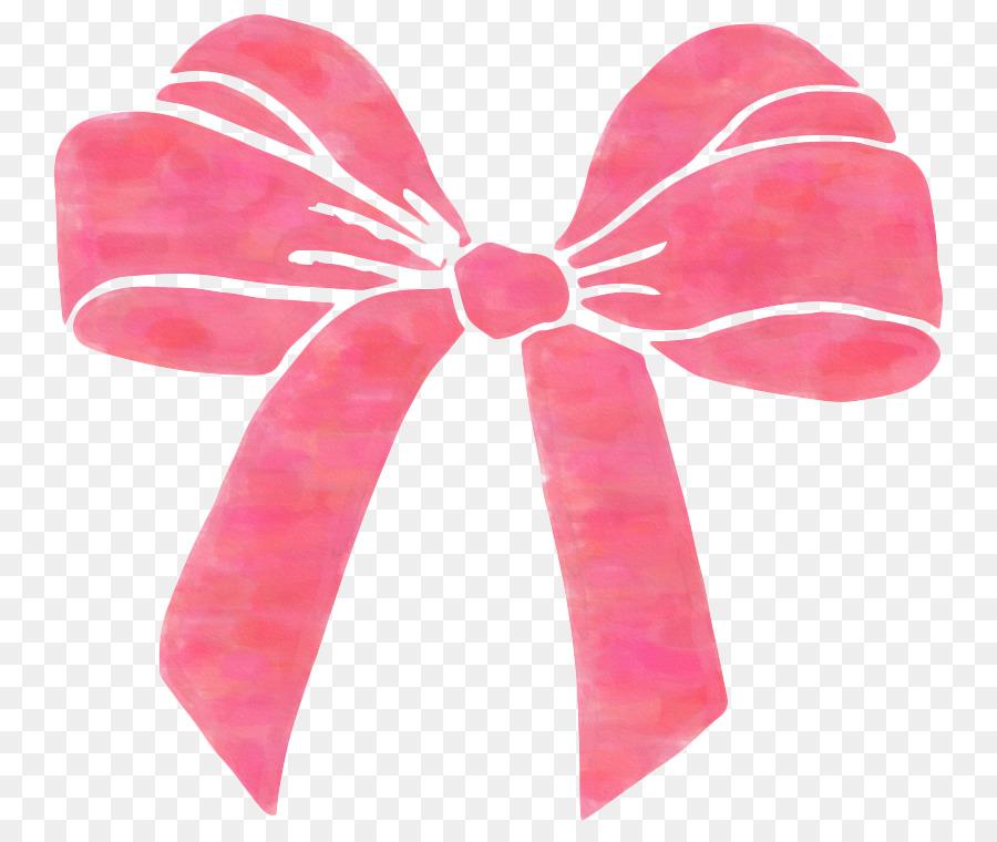 Minnie mouse ribbon pink. Archery clipart transparent