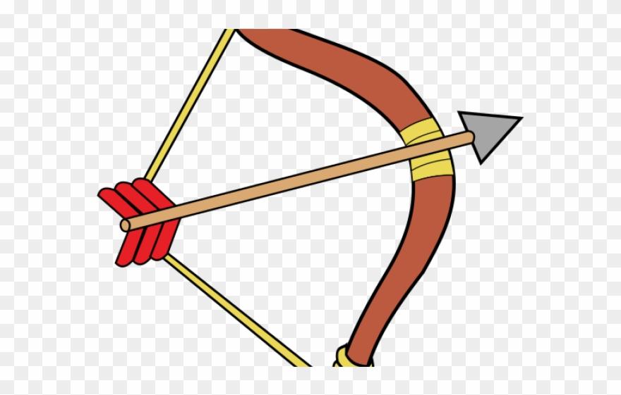 Archery clipart transparent. Bow and arrow illustration