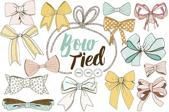 Archery clipart vector. Wispy tied bow png