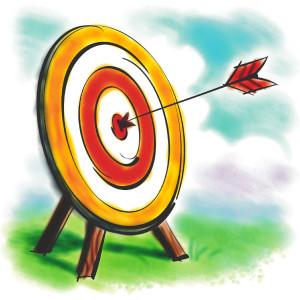 Archery clipart word. Microsoft clip art panda