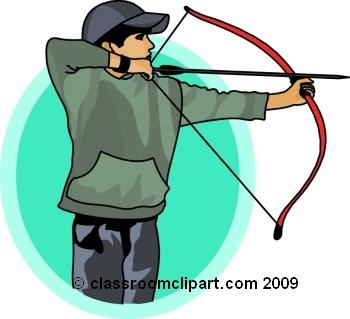 Jr cumberland beagle club. Archery clipart youth archery