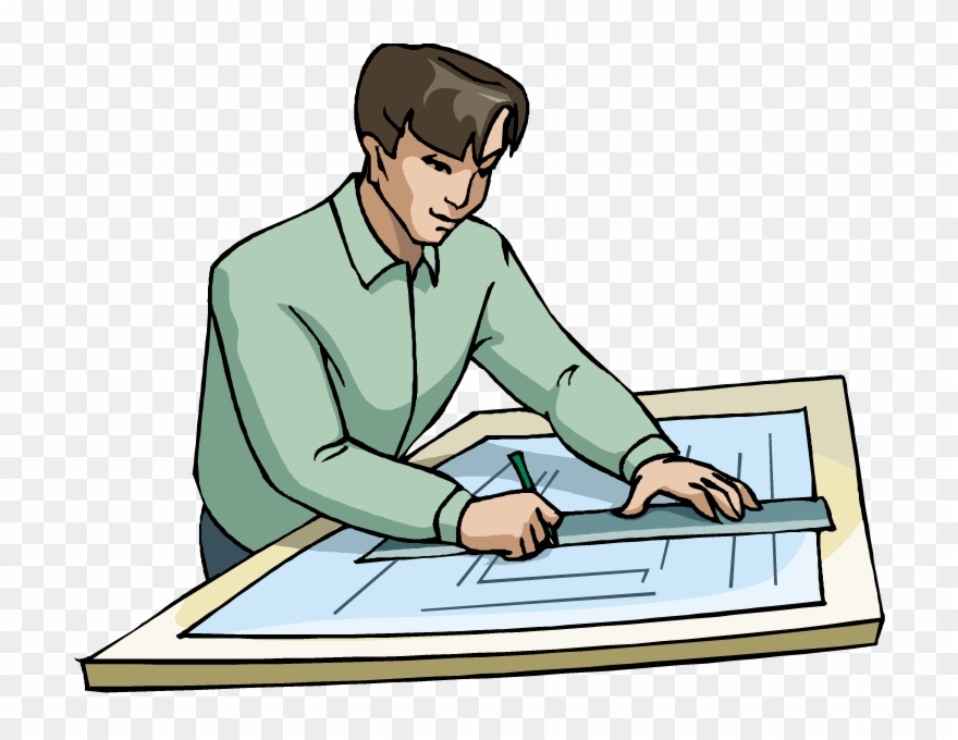 reece przybylski cartoon. Architect clipart