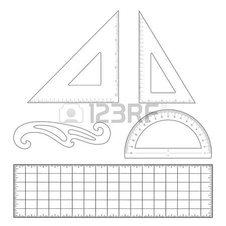 Architecture ruler pencil and. Architect clipart architect tool