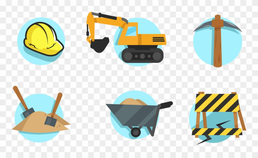 Architectural clip art construction. Engineering clipart engineering tool