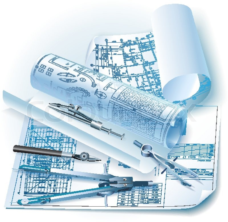 Architect clipart architect tool. Tools