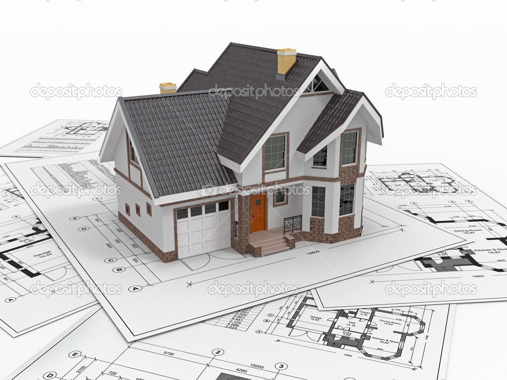 Architect clipart blueprint. Residential house blueprints housing