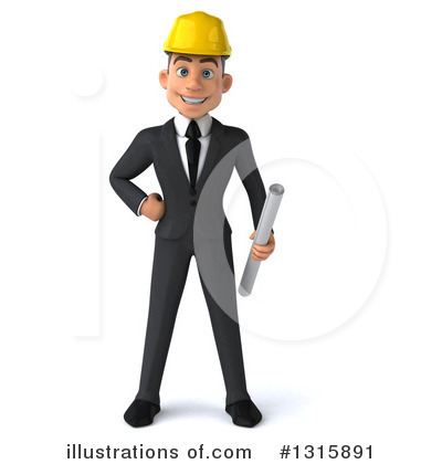 architect clipart builder