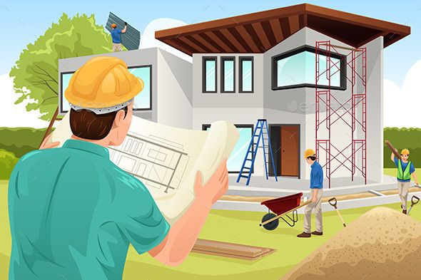Pin on yes jpg. Architect clipart caricature