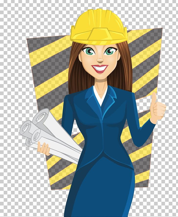 Girl architecture png balloon. Architect clipart cartoon