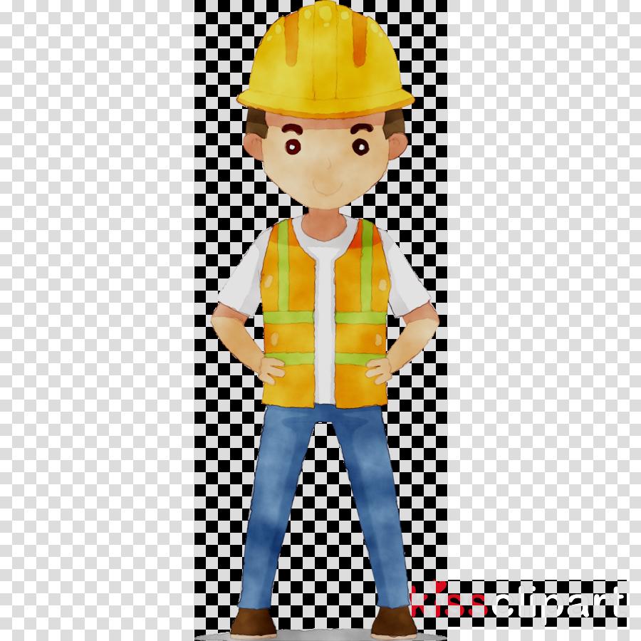 Cartoon . Engineering clipart child engineer