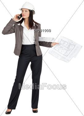 architect clipart female architect