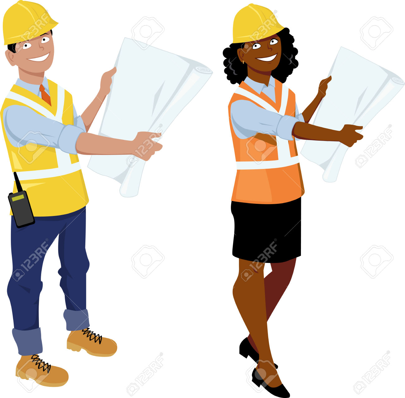 Architect clipart man. Engineer person explore pictures