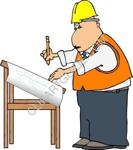 Projects clip art panda. Architect clipart project manager