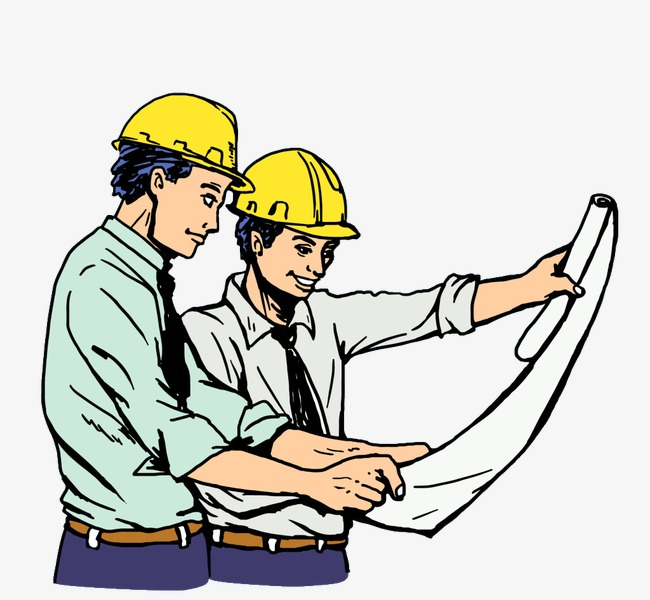 architect clipart site manager