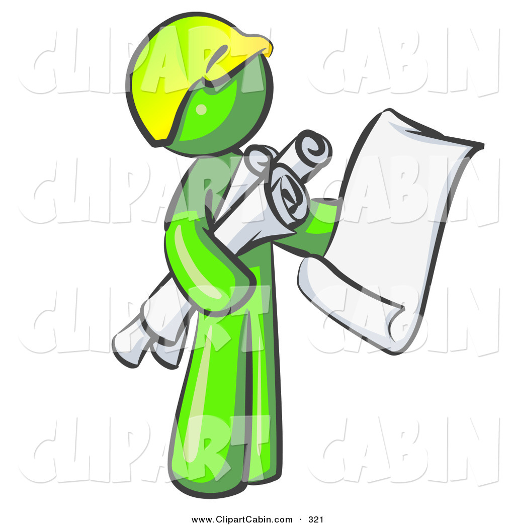 Architect clipart work clipart. Clip art of a