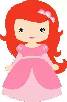 Kid princess disney . Ariel clipart cute
