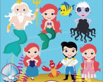 Ariel clipart cute. Pocahontas fairytale princess little