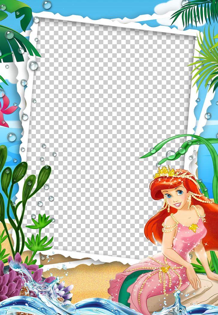 Png border borders . Ariel clipart frame