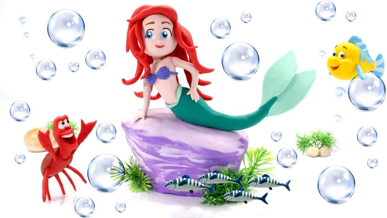 Princess the little mermaid. Ariel clipart toddler