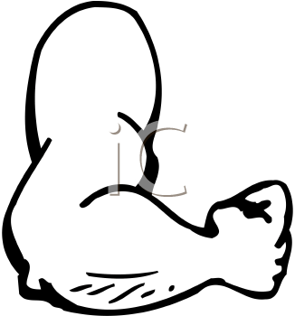 Arm clipart animated. Muscle cartoon group arms