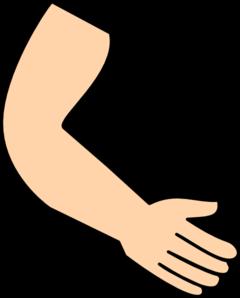 Clip art cartoon arms. Hand clipart arm