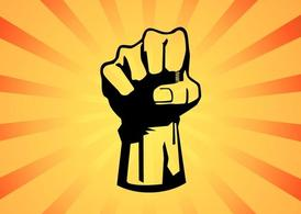 Free power graphic and. Arm clipart fist